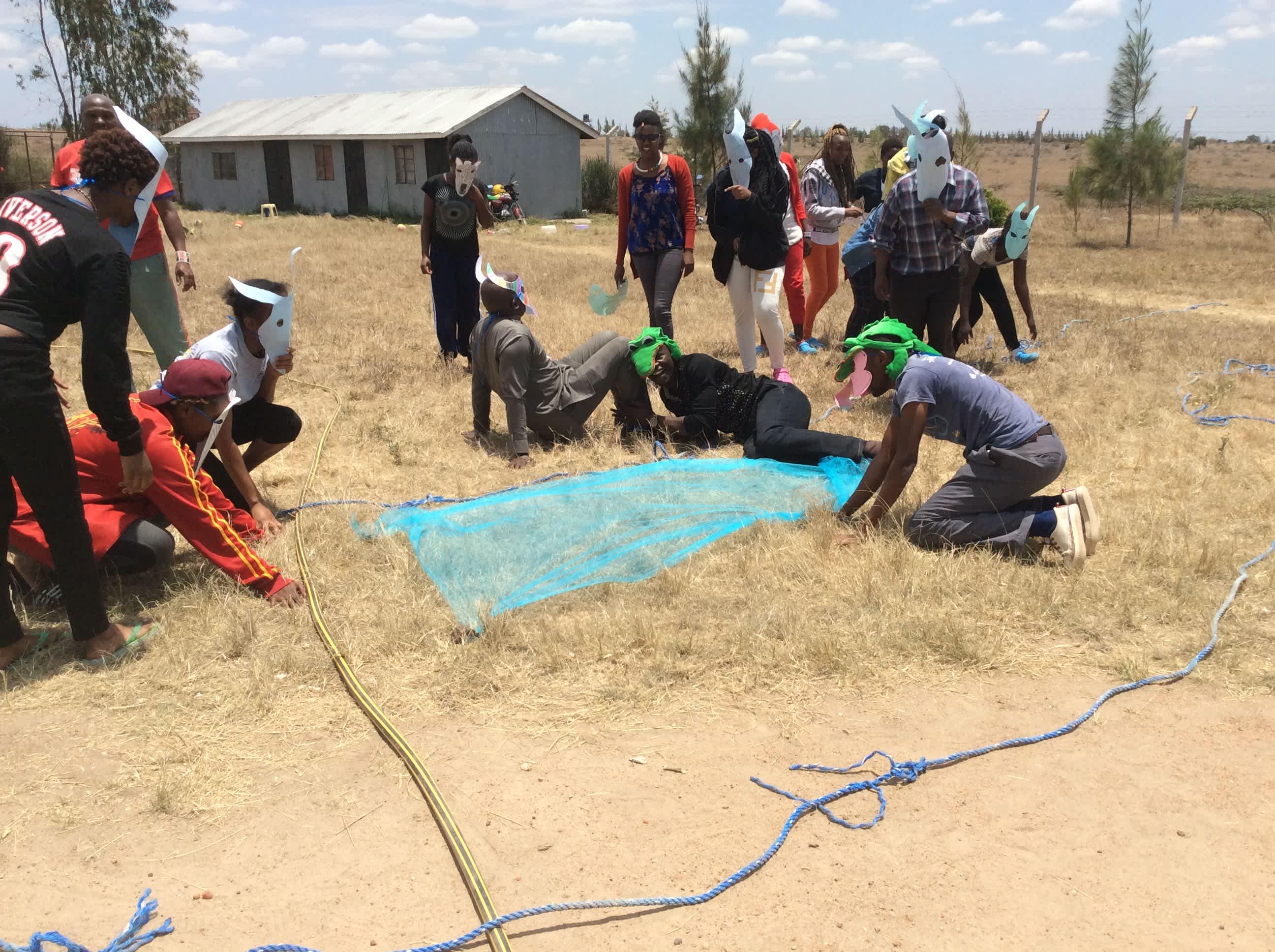 Building Beloved Community in Kenya